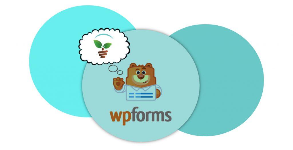 The 'WPForms' plugin makes it easy to create a WordPress webform